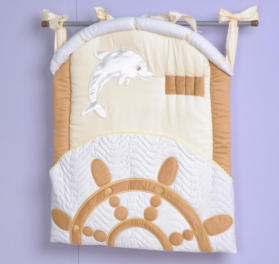 Сумка для подгузников на кроватку своими руками 25