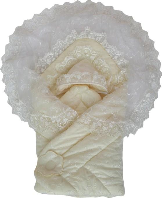 1. Одеяло-конверт 2. Чепчик.  ИП Сдобина.